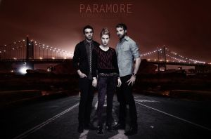 Paramore In the city by fuckingdaytoremember