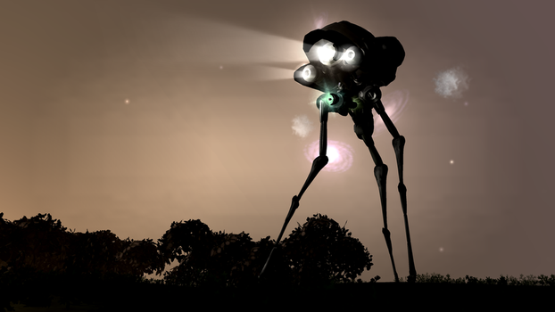 Spore: The War of the Worlds by Cryptdidical