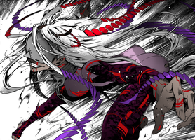 The Wretched Egg - Deadman Wonderland by iamjcat
