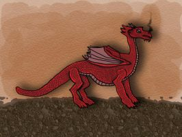 Updated Red Dragon by Cathartis