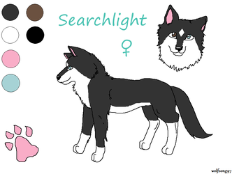 Searchlight Ref. by LoveIsForeverAlways