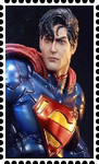 New 52 Superman Stamp by WOLFBLADE111
