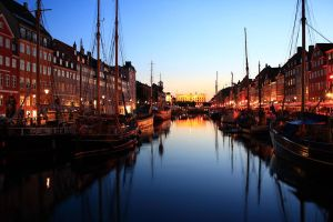 Kobenhavn by night by karateka92