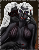 Marry the Night by direndria