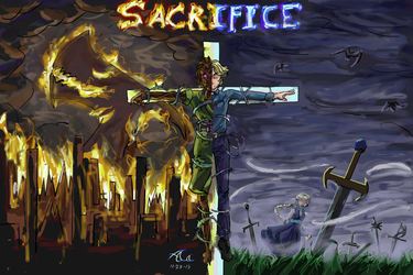 Sacrifice by artistmage