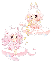 SMALL CHIB COMM: charmseii by cutesu