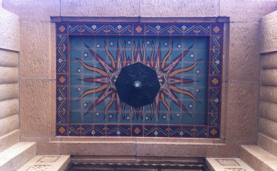 Radiance in the arches by thzinc