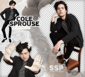 Png Pack 3838 - Cole Sprouse by southsidepngs