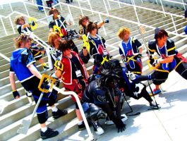 A Squee of Soras by WitchyElphaba