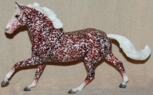 Breyer - Holly - Stock by Lovely-DreamCatcher