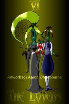 The Lovers by aaroc