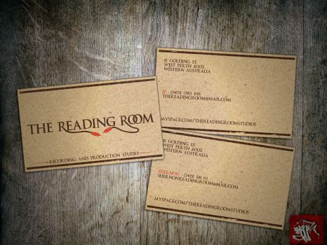 .:The Reading Room:. by MolefaceNZ