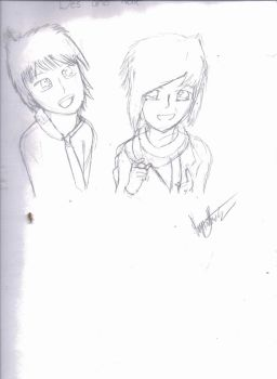 Destery and Nathan by Devynthegreat