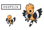 Hoopeck needs evolutions! by WaterTrainer