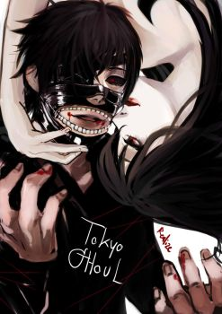 Kaneki Kun by Realize2Heart
