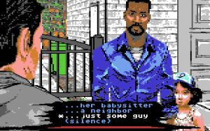 Walking Dead C64: Not Her Dad by NickBounty