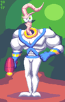 EarthWorm Jim by DangerMD