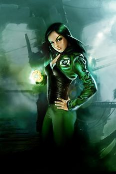 In Brightest Day by SlimSpidey