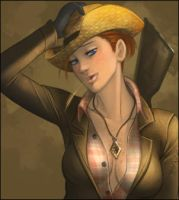 Rose of Sharon Cassidy by IronShrineMaiden