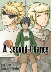HS - Dirk x Jake - A Second Chance - main cover by ChibiEdo