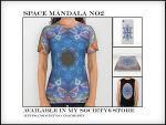 Space Mandala 2 by Dr-Pen
