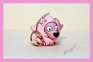 SU: Lion Charm/Sculpture by Arnne