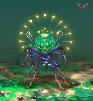 Anima: Peacock Spider by Wen-M