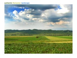 authentic romanian landscape by himmado