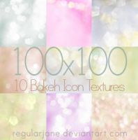 Bokeh Icon Texture Pack by regularjane