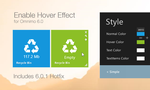 Enable Hover Effect in Omnimo 6 by fediaFedia