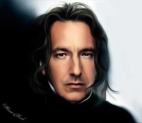 Snape by Akonit-Nord