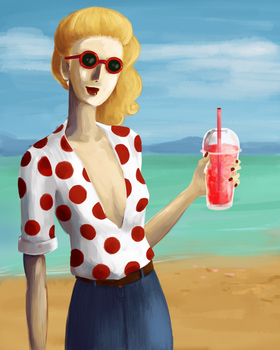 Summer by Maybellez