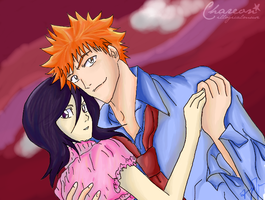 IchiRuki: Dance of Romance 2 by Chareon