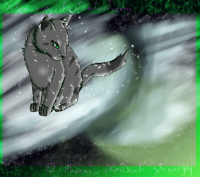 For my watcher number 100 x3333 by Ice-Phoenvi