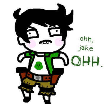 OHH JAKE OHH by over-the-top