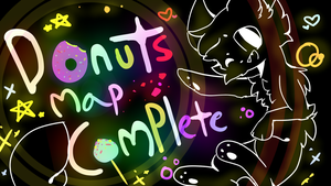 Donuts Complete Thumbnail {For Sushimi's MAP!} by DespairGriffin