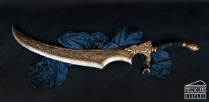 Prince of Persia sword by Dewbunch