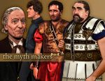 Doctor Who: The Myth Makers by tygerbug