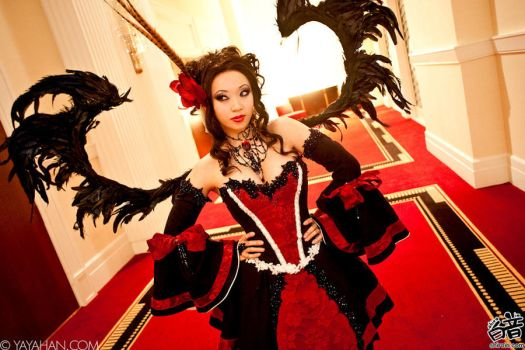 Gothic Princess II by yayacosplay