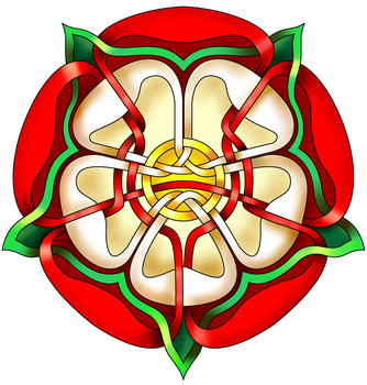 Tudor Rose by KnotYourWorld