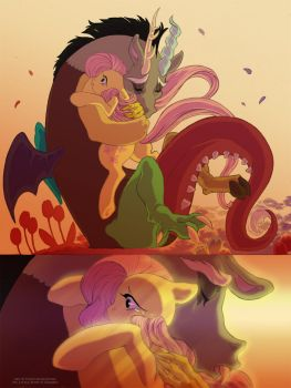 A short Fluttercord comic - Page 9 by TheCuriousFool