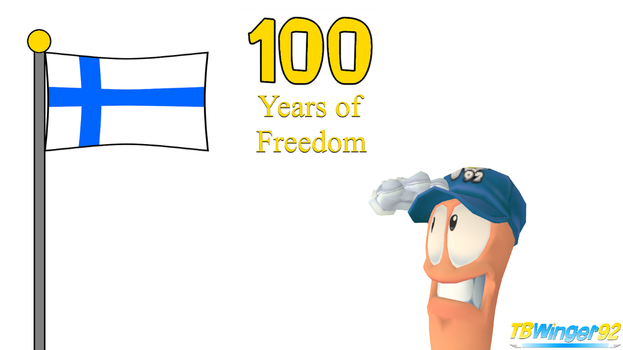 Finland's 100th Independence Day by TBWinger92