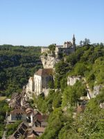 Rocamadour by day by seretur1