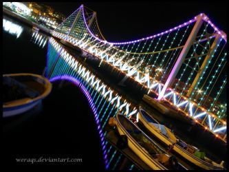 Bosphorus Bridge by WERAQS