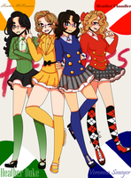 The Heathers by mlpfangirl2424