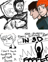 iscribble session 1 by disrupted-original