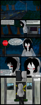 Jeff vs Jane The Killer page 8 by Helen-RubiTH