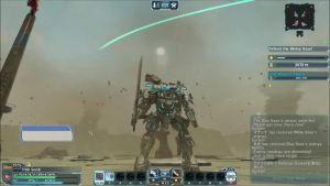 PSO2 Orbital Weapons are back... by DarkSoniti
