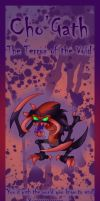 Cho'gath bookmark by Hotaru-oz