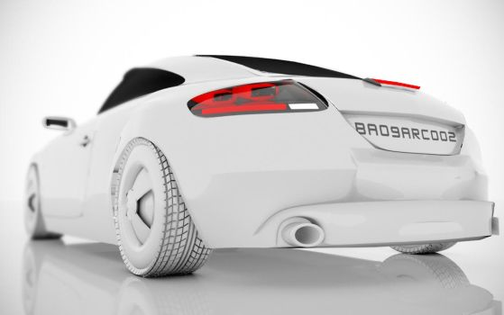 Audi TT Coupe by drion4